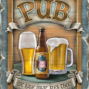 Poster pub