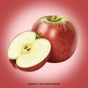 Fruit apples