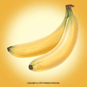 Fruit bananas