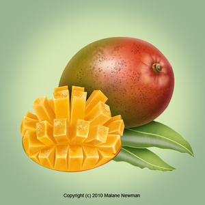 Fruit mangos2