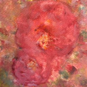 Rose de paradise aase birkhaug caroussel de louvre