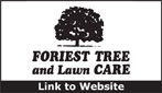 Website for Foriest Tree & Lawn Care