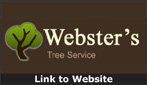 Website for Webster's Tree Service