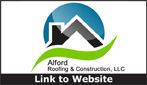 Website for Alford Roofing & Construction, LLC