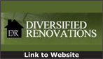 Website for Diversified Renovations - Nashville