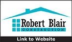 Website for Robert Blair Construction
