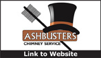 Website for Ashbusters Chimney Service, Inc.