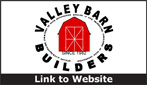 Website for Valley Barn Builders - Cookeville