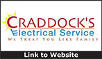 Website for Craddock's Electrical Service