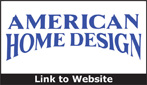 Website for American Home Design, Inc.