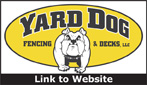 Website for Yard Dog Fence