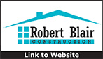 Website for Robert Blair Construction