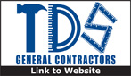 Website for TDS General Contractors, LLC