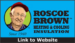 Website for Roscoe Brown, Inc.