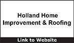 Website for Holland Home Improvement