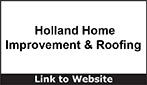 Website for Holland Home Improvement