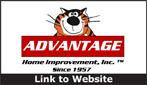 Website for Advantage Home Improvement, Inc.
