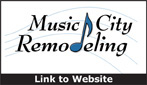 Website for Music City Remodeling, LLC