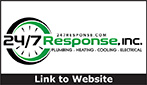 Website for 24/7 Response, Inc.