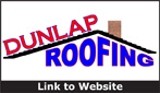 Website for Dunlap Roofing