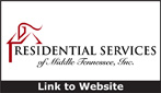 Website for Residential Services of Middle Tennessee, Inc.