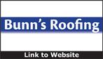 Website for Bunn's Roofing