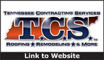 Website for Tennessee Contracting Services, Inc.