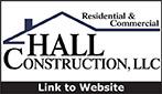 Website for Hall Construction, LLC