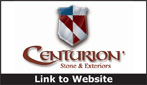 Website for Centurion Stone & Exteriors