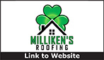 Website for Milliken's Roofing