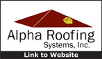 Website for Alpha Roofing Systems, Inc.