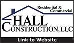 Website for Hall Construction, LLC