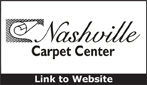 Website for Nashville Carpet Center, Inc.