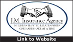 Website for J.M. Insurance Agency, Inc.