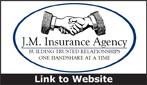 Website for J.M. Insurance Agency, Inc.
