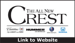 Website for Crest Cadillac, Honda, Saab