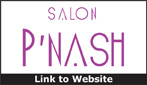 Website for Salon P'Nash