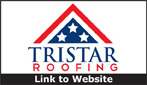 Website for Tri Star Roofing, LLC