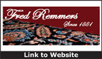 Website for Fred Remmers Rug Cleaners & Oriental Rug Gallery, Inc.