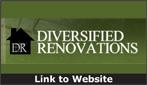 Website for Diversified Renovations - Nashville
