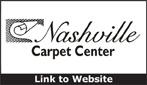 Website for Nashville Carpet Center Inc