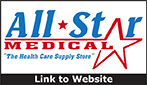Website for All Star Medical, LLC - Hermitage