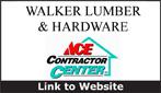 Website for Walker Lumber & Hardware, Inc.