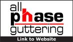 Website for All Phase Guttering