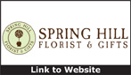 Website for Spring Hill Florist & Gifts