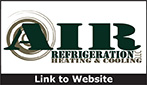 Website for Air Refrigeration, Heating, & Cooling