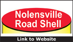 Website for Nolensville Road Shell