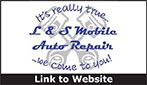 Website for L & S Mobile Auto Repair