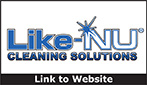 Website for Like-NU Cleaning Solutions, LLC