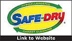 Website for Safe-Dry Carpet Cleaning
